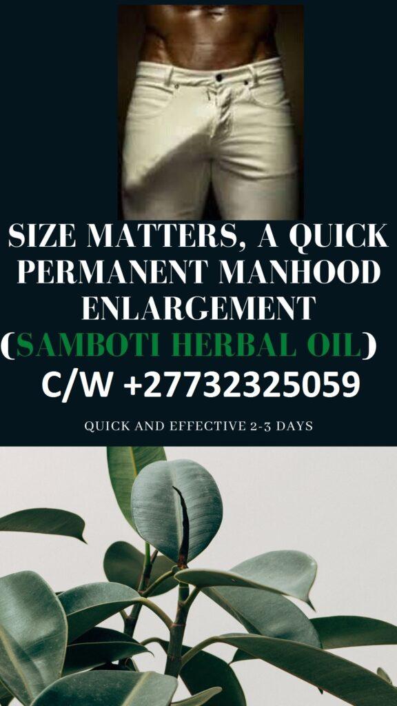 samboti herbal oil reviews