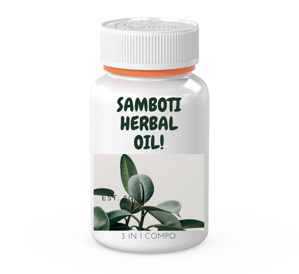 where to buy samboti herbal oil